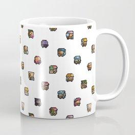 Dwarf Fortress Sprites by Spacefox Coffee Mug