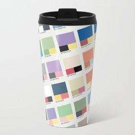 Poke-Pantone 3 (Hoenn Region) Travel Mug