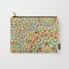 Rainbow Candy Trinkets Carry-All Pouch