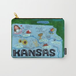 KANSAS Carry-All Pouch