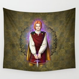 Squire Alan Wall Tapestry