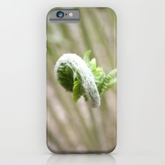 Fiddlehead Abstract Slim Case iPhone 6s