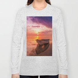 The Best Sunset Long Sleeve T-shirt