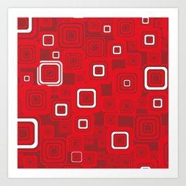 Shapes #05 Art Print