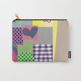 geometrico Carry-All Pouch