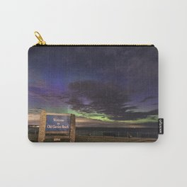 May Aurora at Old Garden Beach Carry-All Pouch