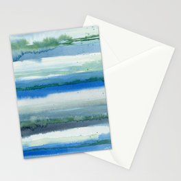 Wave baby Abstract Series 1 Stationery Cards