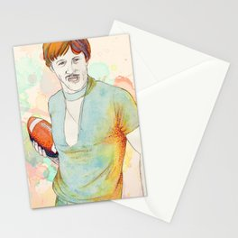 Uncle Rico - Secondary character? Never! Stationery Cards