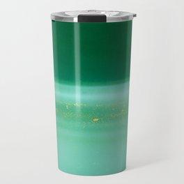 Gold Travel Mug