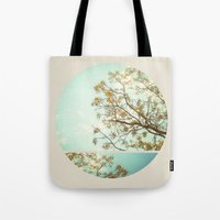 dorothy Tote Bags featuring Dorothy by Lala Mártin