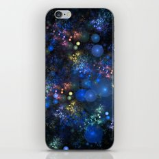 Space and Time iPhone & iPod Skin