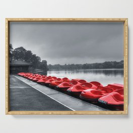 Boat Hire Serving Tray