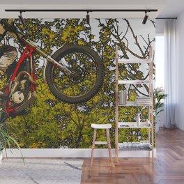Airtime - Dirt-bike Racer Wall Mural