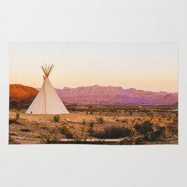Tipi / Texas Rug