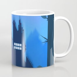The Missing Time Coffee Mug