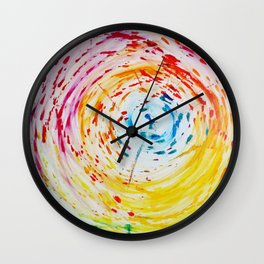Soul Unbound Wall Clock