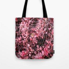 Web Weaver... Tote Bag