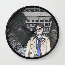 Lazarus Rising Wall Clock