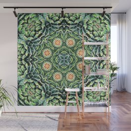 Succulent Splendor Wall Mural