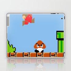 Minion's Last Rites: Mario's Goomba Laptop & iPad Skin