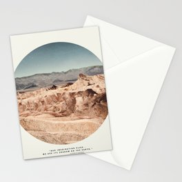 Death Valley Imaginaries Stationery Cards
