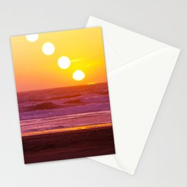 Outer Sunset Stationery Cards