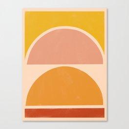 autumn sunshine 3 Canvas Print