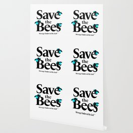 SAVE THE BEES - GOLF WANG Wallpaper