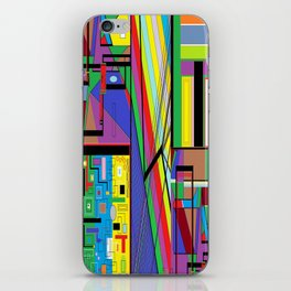 Geometry Abstract iPhone Skin