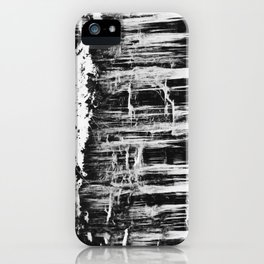 Miller's Creek Icicles iPhone Case