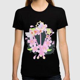 cardcaptor sakura wands T-shirt