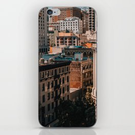 San Francisco architecture iPhone Skin
