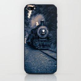 Night Train iPhone Skin