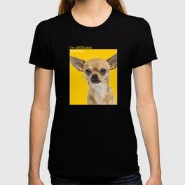 Im aDOGable Chihuahua T-shirt