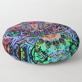 Mandala Energy Floor Pillow