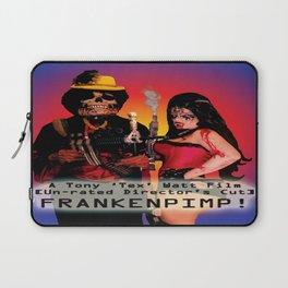 Frankenpimp (2009) - Movie Poster Laptop Sleeve