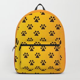 Animal's footprint Backpack