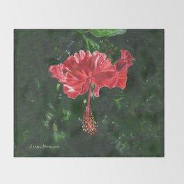 Flamenco by Teresa Thompson Throw Blanket