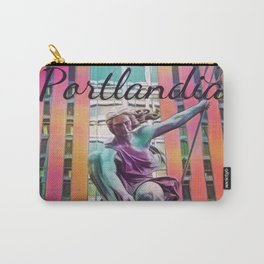Portlandia Carry-All Pouch