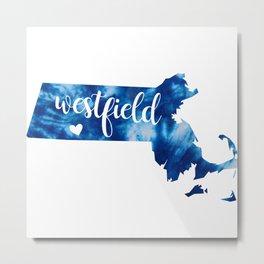 Westfield, Massachusetts Metal Print