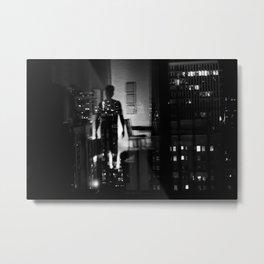 Night Walker Metal Print