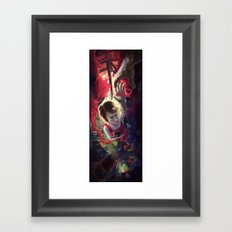 Difference is not a Disorder Framed Art Print