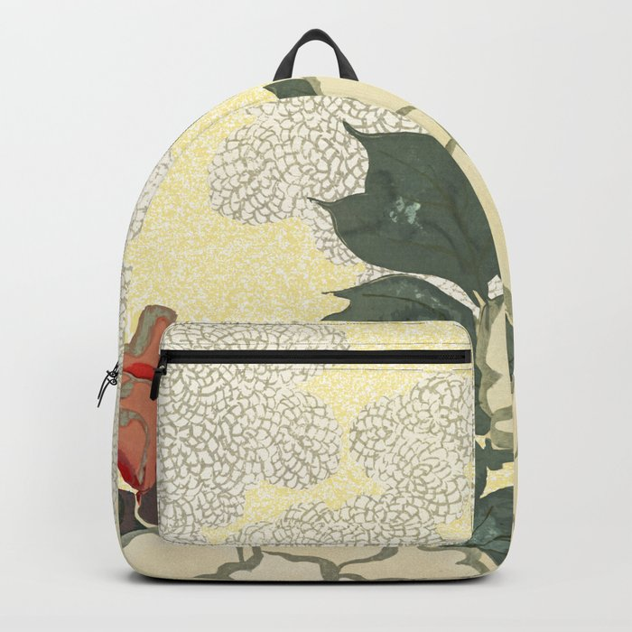 A Japanese summer Backpack