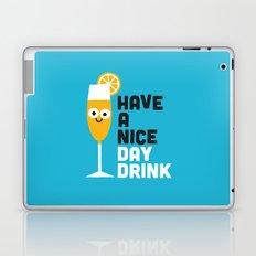 Thanks a Brunch Laptop & iPad Skin