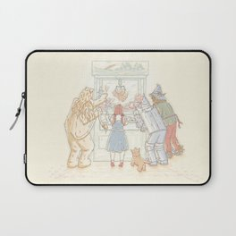 There's No Prize Like Home Laptop Sleeve