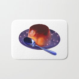 Universe in Pudding Bath Mat