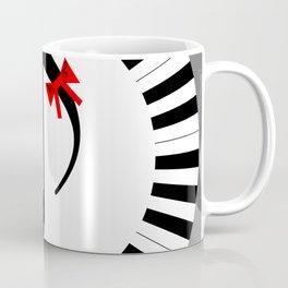 Music 72gon with Cute Eighth note Coffee Mug