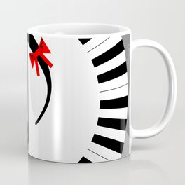 Music 72gon with Cute Eighth note Coffee Mug