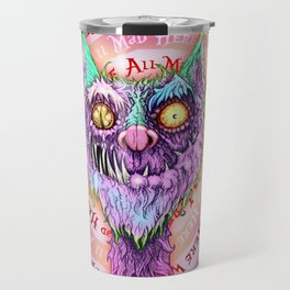 Cheshire Catastrophe Travel Mug
