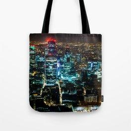 Lights of London Tote Bag